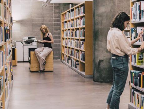 Bibliothek – Fachhochschule Graubünden